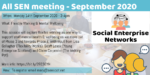 All SEN Session: Flexible Working & Mental Wellbeing