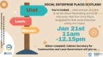 Social Enterprise Place Awards